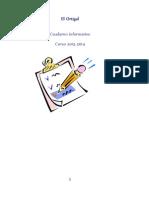 Cuadernillo Informativo 2013-2014 Por Partes