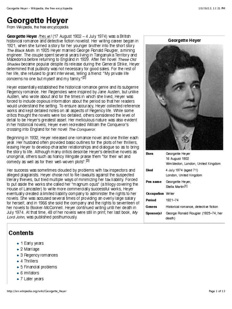 The Corinthian Georgette Heyer Pdf