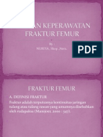 ASKEP FRAKTUR FEMUR