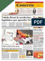 29jun2006_a1.pdf DIARIO EL COMERCIO PORTADA CON FOTO DE JUAN PONCE VALENZUELA