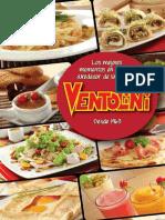 Menu Restaurante - Marzo 2013