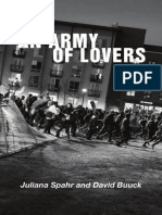 Table of Contents and the First Fourteen Pages of An Army of Lovers