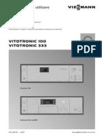 Automatizare Vitotronic-100-333