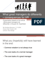 What Great Managers Do Differently e28093 Consequences 3