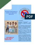 Programa de Control de La Tuberculosis