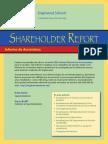 Otoño 2013 Informe de Accionistas de Englewood Schools