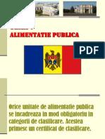 Tema 7 Clasificarea Unitatilor de Alimentatie Publica Conform Regulamentului