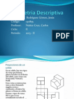 Geometria Descriptiva Diapositiva