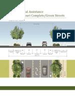 EPA Technical Assistance Joplin, Missouri Complete/Green Streets Report