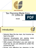 Tax Planning Made Easy[2]