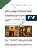 Biblioteca-Sala General Raposo Botelho