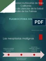 Plasmocitoma y Neuroblastoma