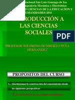 Introduccion a Las Ciencias Sociales Ok