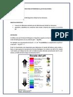 Metodos Para Determinar El Ph en Soluciones