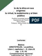 Etica y Pollitica