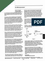 Conectar Sensores a Un Microprocesador