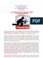Locomotive Jazz Festival Sogliano Cavour