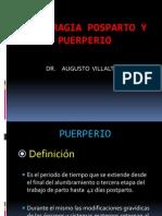 1.-Hemorragia Posparto y Puerperio-2
