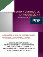 Planeamiento y Control de La Produccion 1