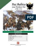 Pax Baltica Playbook
