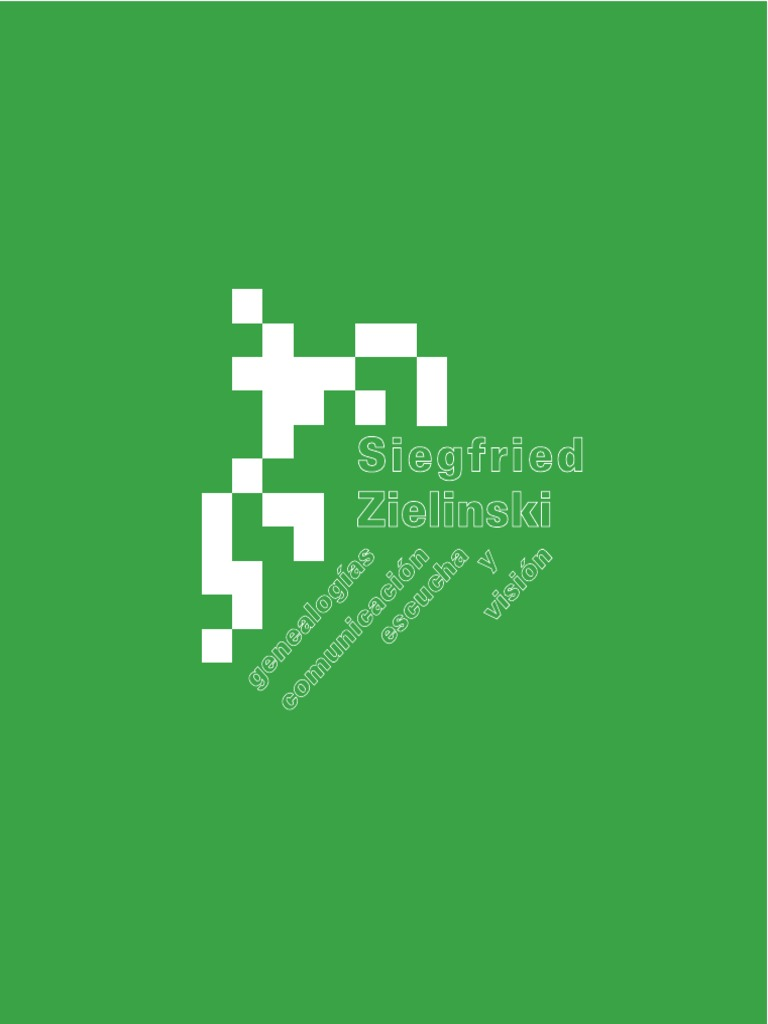 Zielinski Genealogias Comunicacion Vision Siegfried Escucha 6798293 Y VqzMpUS