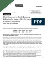 Illinois Economy Post 2011 Tax Increases