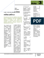 Ficha Para Padres 3 LA ORIENTACION EDUCATIVA