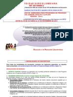 Instructivo de Admisiones 2014-1