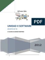 Unidad II Software