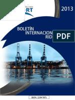 Boletin Internacional Rideport- 2013