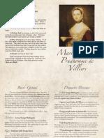 Marie-Amable Prudhomme de Villiers