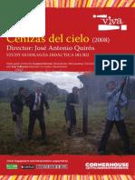 UNIDAD DIDÁCTICA CENIZAS DEL CIELO