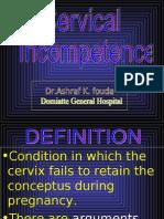 Cervical Incompetence AF