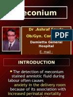 Dr .Ashraf Fouda Ob/Gyn. Consultant