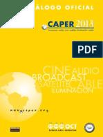 Catalogo CAPER2013