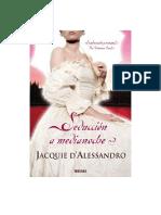 Jacquie D`Alessandro - Seducción a Medianoche