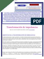 Construcción de balun para transformar impedancias XE3RLR Javier