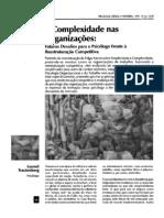 A Complexidade nas Organizações Futuros Desafios para os Psicólogos - Tractenberg.pdf