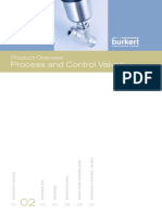 Burkert Product Overview 02 Process Valves 3D