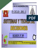Clase 9 Teoria Decisiones 2011 - i[1]