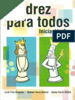 Ajedrez Para Todos - Prio, Torra & Farre - Iniciacion 2
