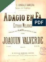 Imslp36843 Pmlp82016 Valverde. j.adagio