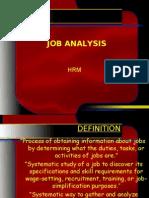 11 Lecture Job Analysis