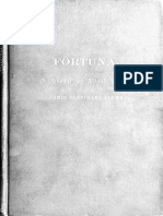 Fortuna a Story of Wall Street (1898)