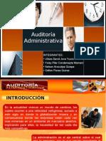 Auditoria Fin
