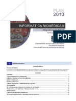 II Informatica Biomedica II