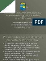 Palestra Fernando Rio Do Sul