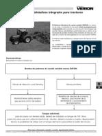 Sistemas Hidraulicos Integrales Para Tractores