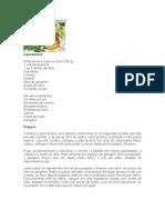 Falafel de Forno