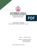 glosario unidad 1- la didctica como disciplina cientfica  1